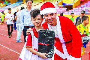 Bí mật của các sao bóng đá Việt Nam