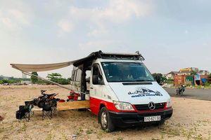 Chi 200 triệu, dân chơi Sài Gòn biến Mercedes-Benz Spinter thành căn nhà tiện nghi