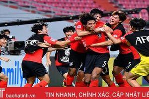 U23 Hàn Quốc lên ngôi tại Vòng chung kết U23 châu Á