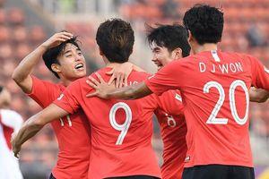 VCK U23 châu Á 2020: U23 Hàn Quốc trở thành tân vương của bóng đá trẻ châu Á