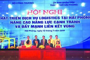Tổng công ty Hàng hải Việt Nam đẩy mạnh phát triển chuỗi logistics liên kết vùng
