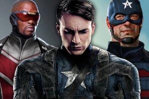 Thay thế Captain America là một quyết định thông minh, nhưng sai?