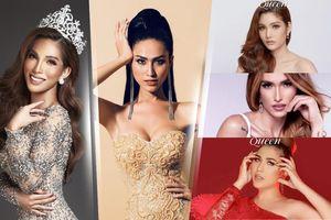 Hoa hậu Chuyển giới Quốc tế 2020 công bố dàn thí sinh chất lượng: Hoài Sa - Vicky Trần nổi bật