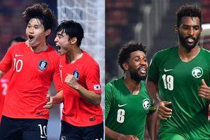 TRỰC TIẾP U23 Hàn Quốc 0-0 U23 Saudi Arabia: Trận đấu bắt đầu
