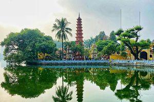 Du xuân đầu năm ở 5 ngôi chùa nổi tiếng Hà Nội