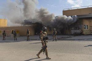 Đại sứ quán Mỹ tại Iraq trúng tên lửa