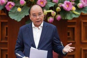 Thủ tướng chủ trì cuộc họp khẩn phòng, chống dịch bệnh do virus Corona