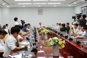 Chủ tịch Đà Nẵng gửi thư đề nghị hỗ trợ thông tin về dịch viêm phổi