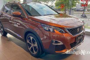 Peugeot 3008 2020: Crossover 5 chỗ, đối thủ mạnh của Mazda CX-5 và Honda CR-V