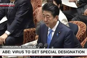 Nhật Bản mạnh tay đối phó với 'đại dịch' do virus corona