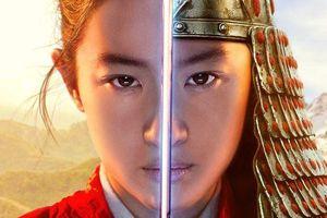 Cực nóng: Mulan tung poster dàn diễn viên cực ngầu