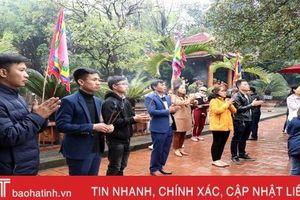 Di tích đền Bà Hải đón gần 2 vạn du khách trong 3 ngày đầu năm