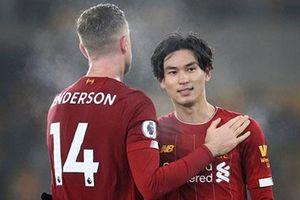 Minamino không hài lòng về bản thân ở Liverpool