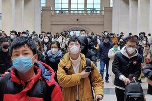 Bộ Y tế hướng dẫn mới nhất cách phòng viêm phổi lạ Vũ Hán do virus nCoV