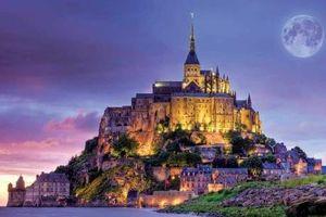 Mont-Saint-Michel, kỳ quan giữa trời và đất