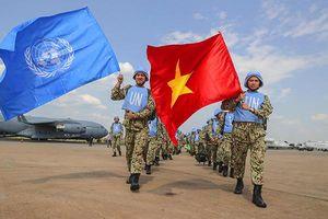 Trọng trách mới với vị thế mới tại Liên Hợp Quốc