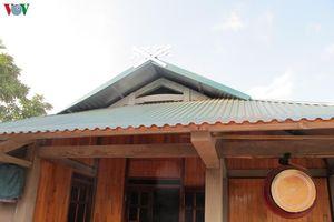 Khau cút trên nhà sàn người Thái đen Mường Lò