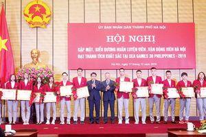 Thể thao Hà Nội: Tỏa sáng tại đấu trường SEA Games 30