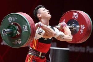 Cử tạ Việt Nam thi đấu bùng nổ tại Cúp thế giới Roma 2020