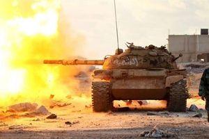 Thắng lợi lớn giúp LNA tiến sát Misrata