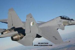 Biến thể Su-30 mạnh nhất gặp nạn