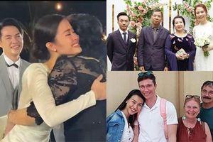 Tết đầu tiên làm dâu, loạt mỹ nhân Việt được nhà chồng đối đãi ra sao?