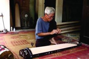 Làng nhạc cụ dân tộc Đào Xá - Vĩ thanh về một làng nghề!