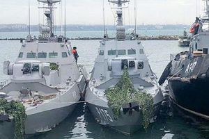 Nga bất ngờ dừng điều tra sự cố với Ukraine ở Eo biển Kerch