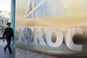 Chuỗi các vụ Yukos kiện Liên bang Nga: đằng sau phán quyết 50 tỷ USD