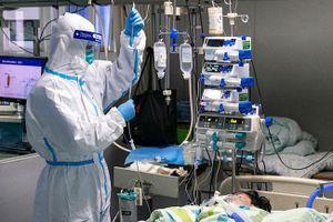 Số người chết vì virus corona tăng lên 106