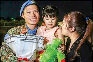 Chiến sĩ mũ nồi xanh Việt Nam: Những sứ giả hòa bình