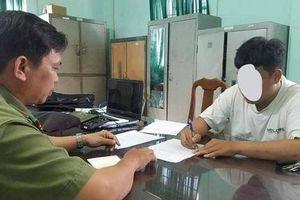 Xử lý nam thanh niên đăng tin sai sự thật về virus corona