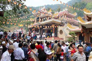 Khu Du lịch quốc gia Núi Bà Đen: Điểm đến tâm linh hấp dẫn du khách