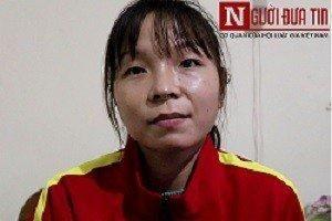 Trung vệ thép của ĐTQG nữ Việt Nam Hồng Nhung chia sẻ những mục tiêu trong năm 2020