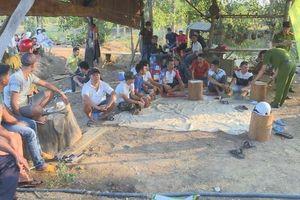 Đắk Lắk: Triệt phá ổ đánh bạc quy mô lớn chiều mùng 3 Tết