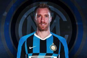 CHÍNH THỨC: Christian Eriksen gia nhập Inter Milan