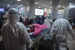 Những người nước ngoài đầu tiên nhiễm virus corona ở Trung Quốc