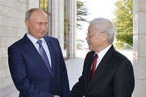 Liên bang Nga-Việt Nam: Tình hữu nghị xuyên suốt nhiều thập kỷ