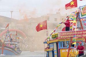 Vạn chài Sa Huỳnh mở biển đầu năm