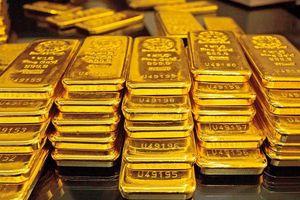 Giá vàng đột ngột giảm sâu