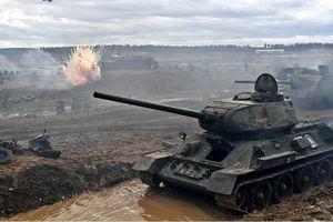 'Huyền thoại' xe tăng T-34: Chặng đường 80 năm hoàn thiện và phát triển