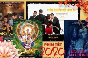 Trường Giang đấu Ninh Dương Lan Ngọc: Rạp Film Việt nổi sóng ngày đầu năm
