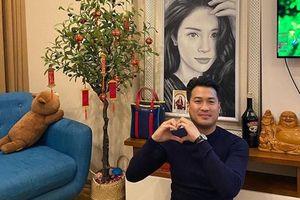 Phillip Nguyễn được Linh Rin mời đến nhà chơi Tết và đây là phản ứng của em chồng Hà Tăng