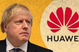 Anh cho phép Huawei tham gia xây dựng mạng 5G nhưng ở mức độ hạn chế