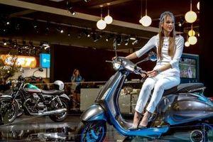 Piaggio Việt Nam sẽ ra mắt xe máy điện Vespa Elettrica trong năm nay