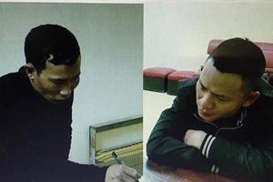 2 đối tượng trộm xe máy tăng ga bỏ chạy, còn rút dao tấn công cảnh sát khi bị vây bắt