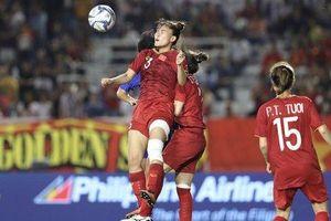 Trung vệ 'thép' tuyển nữ Việt Nam Chương Thị Kiều vắng mặt ở vòng loại Olympic Tokyo 2020