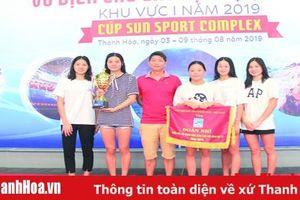 Huấn luyện viên Trịnh Văn Sáng 'vực dậy' bơi lội Thanh Hóa
