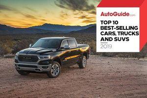 10 chiếc xe bán chạy nhất năm 2019