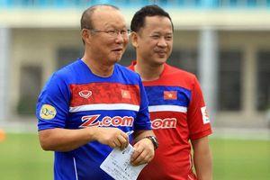 Trợ lý Lê Huy Khoa: 'Vô địch SEA Games, HLV Park Hang Seo tháo gỡ áp lực ngàn cân'